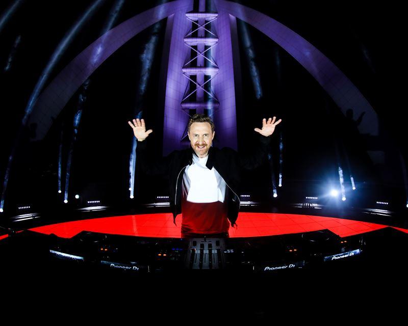 Дэвид Гетта проведет прямую трансляцию своего выступления из Дубая 6 февраля 2021 года