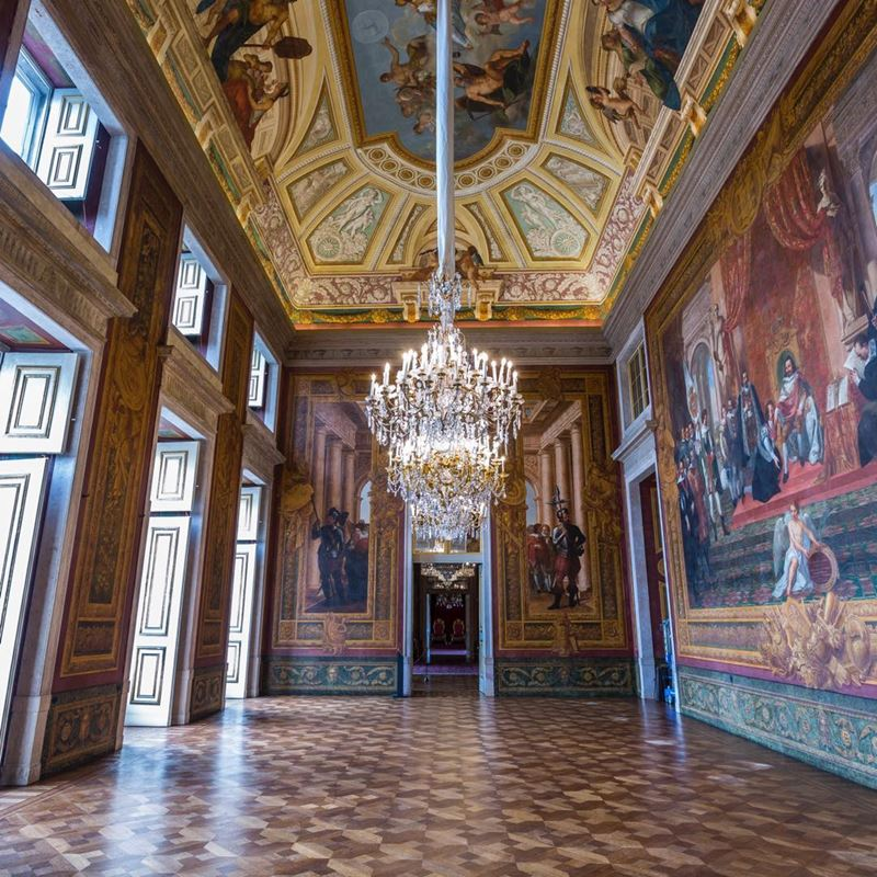 5 музеев Лиссабона, которые нужно посетить - Национальный дворец Ажуда