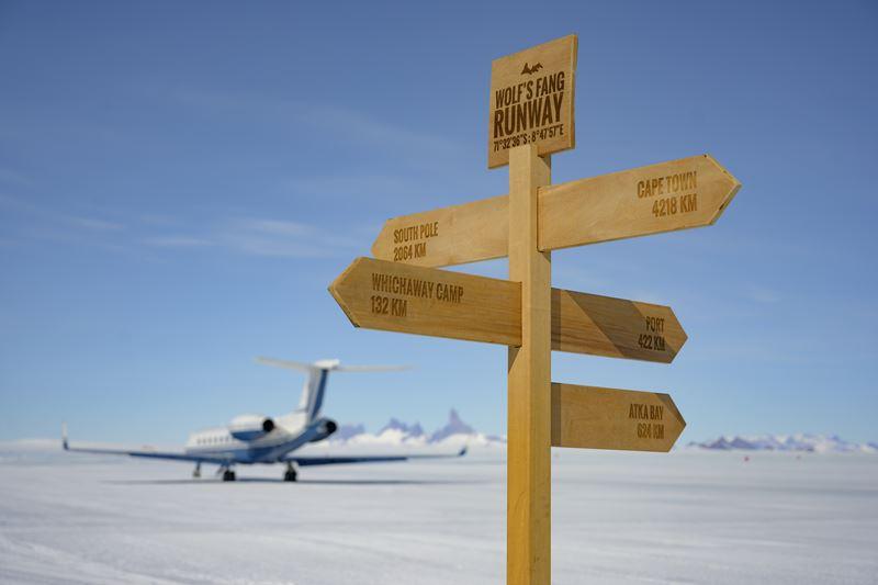 На Южный Полюс из Кейптауна: путешествие в Антарктиду