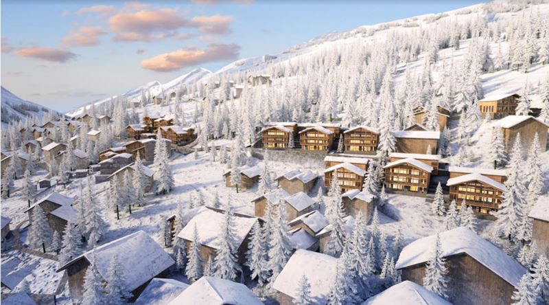 Горнолыжный курорт The Ritz-Carlton, Zermatt откроется в Швейцарских Альпах