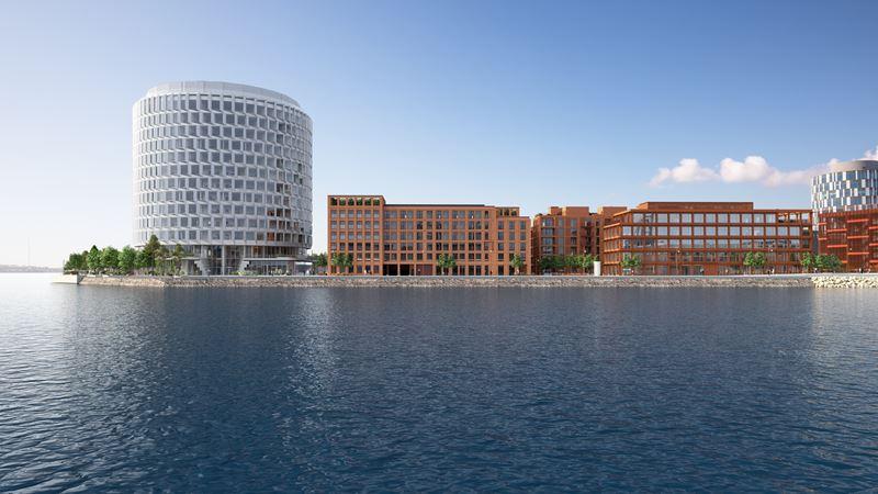 Отель Residence Inn by Marriott Copenhagen, Nordhavn станет дебютом бренда в Скандинавии