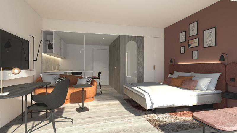 Отель Residence Inn by Marriott Copenhagen, Nordhavn станет дебютом в Скандинавии