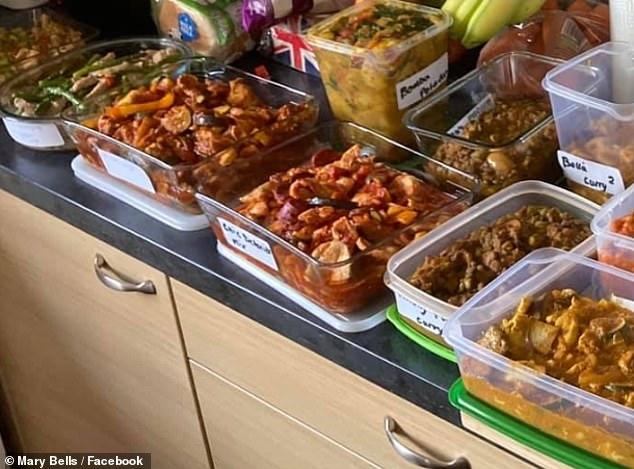 Британка показала, как кормит мужа и двоих детей меньше чем на 5000 рублей в месяц
