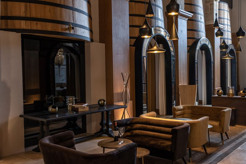 Chais Monnet Hotel & Spa - Chai Cathédrale