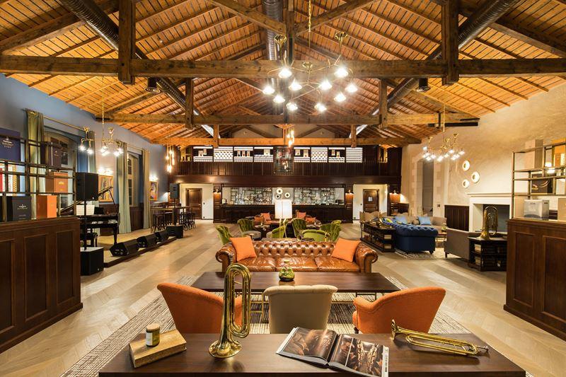 Chais Monnet Hotel & Spa - Jazz Bar Le 1838