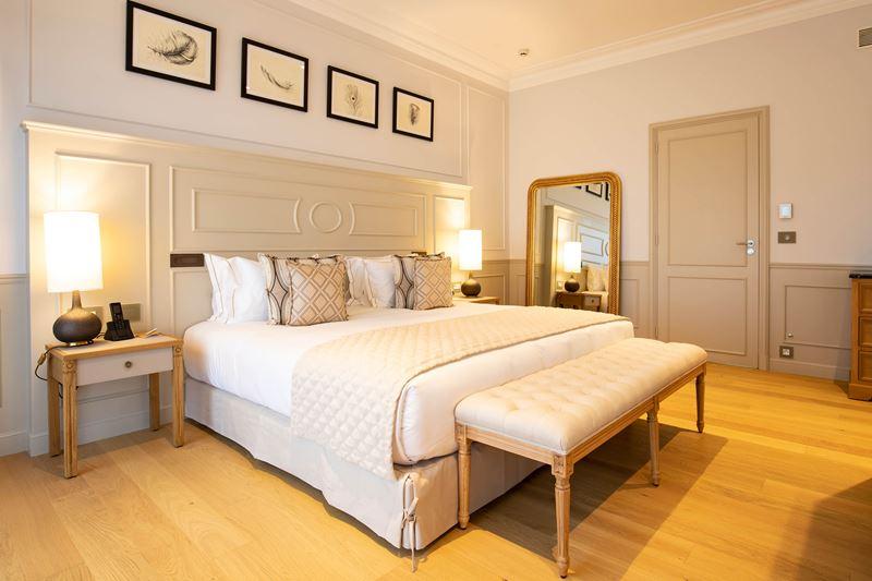 Chais Monnet Hotel & Spa - Presidential Suite