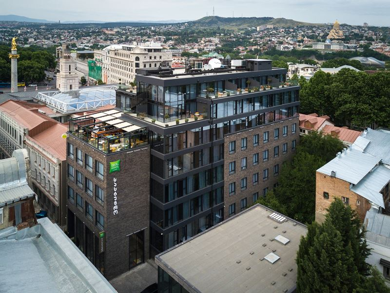Каникулы в Грузии - Ibis Styles Тбилиси Центр
