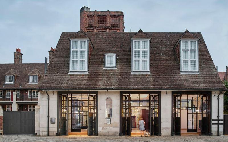 Культурное наследие: как лондонскую пожарную станцию превратили в жилой комплекс на 20 квартир
