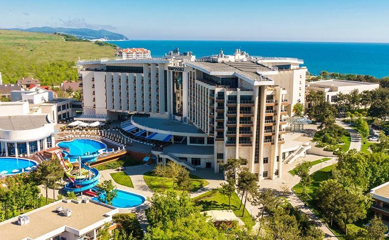 Лучшие отели России - «Кемпински Гранд Отель Геленджик»