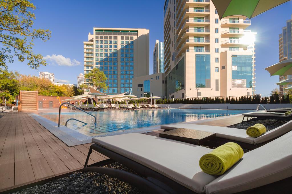 Лучшие отели Сочи класса «люкс» - Pullman Сочи Центр