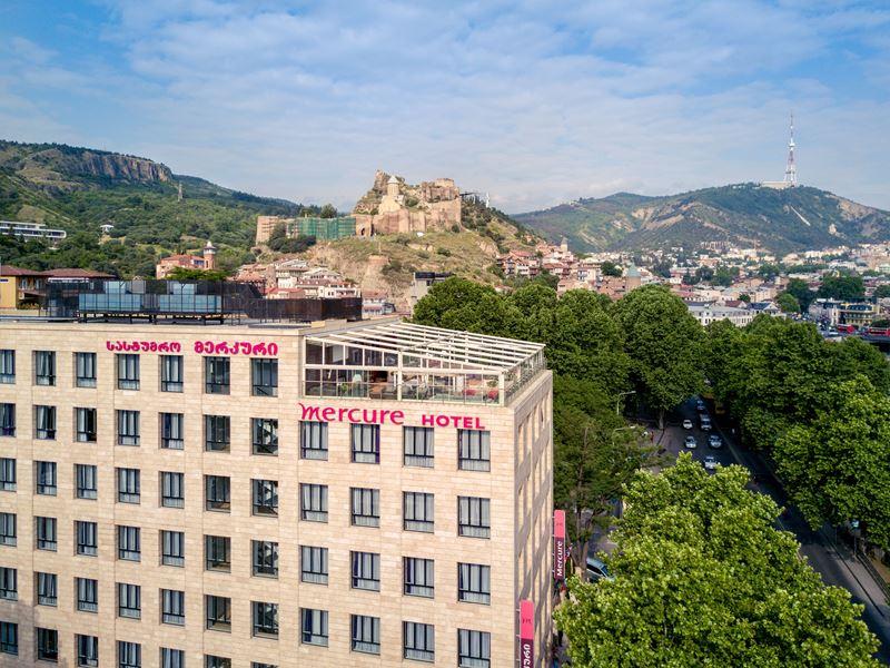 Каникулы в Грузии - Mercure Тбилиси Старый Город