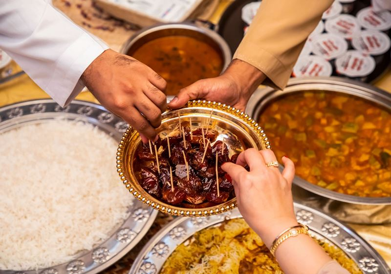 Весна в Дубае: куда сходить туристу в Рамадан - ифтар