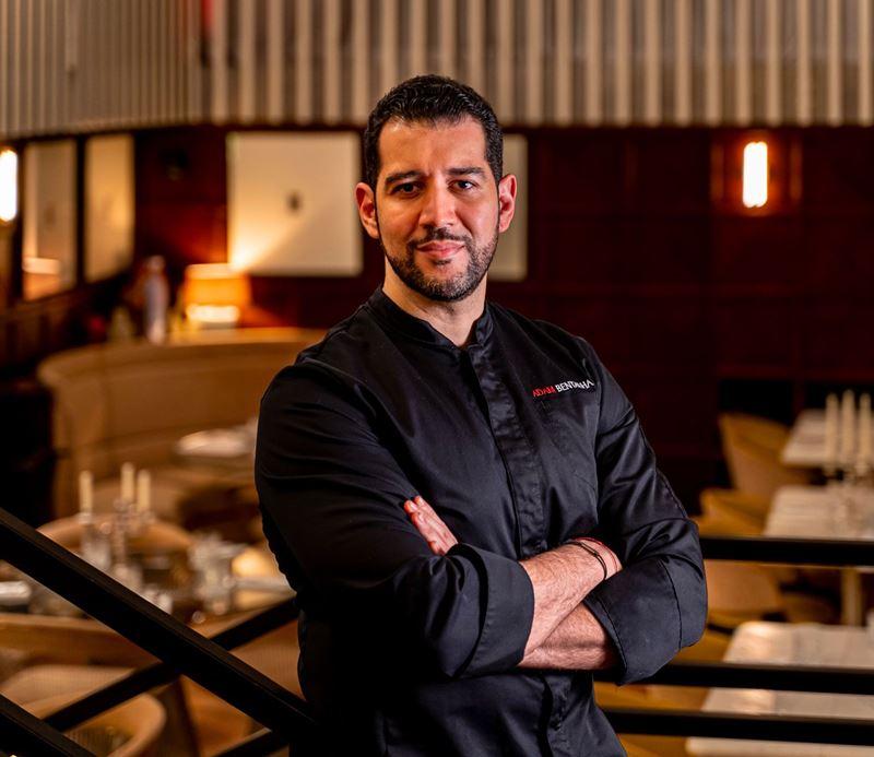 Адам Бентала - шеф-повар парижских отелей Brach Paris и Sinner Paris