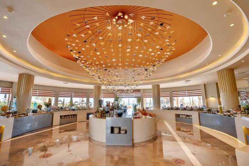 Rixos Premium Magawish Suites & Villas (Хургада, Египет) - главный ресторан