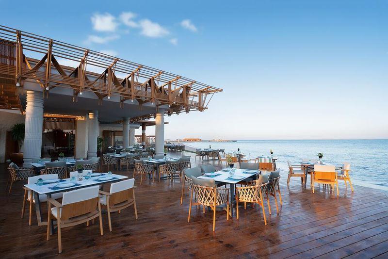 Rixos Premium Magawish Suites & Villas (Хургада, Египет) - веранда