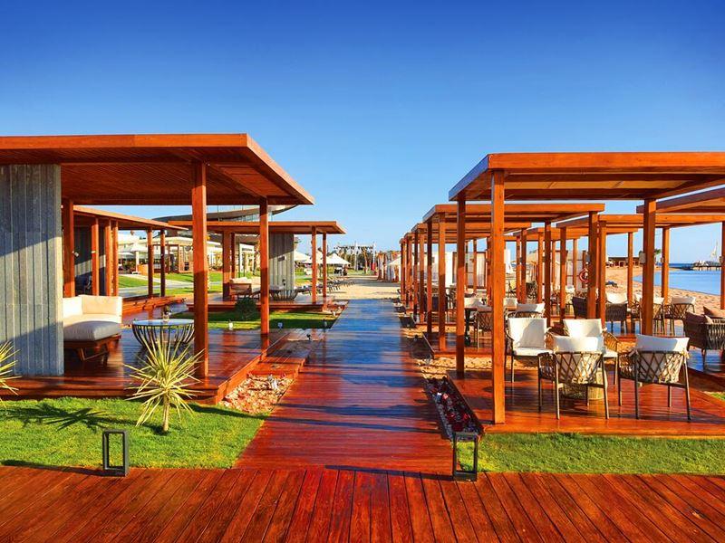 Rixos Premium Magawish Suites & Villas (Хургада, Египет) - бар