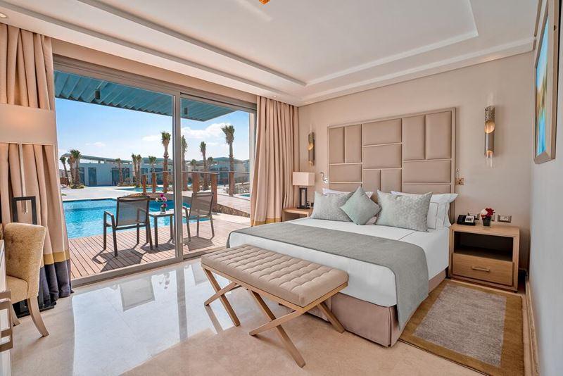 Rixos Premium Magawish Suites & Villas (Хургада, Египет) - интерьер номера виллы