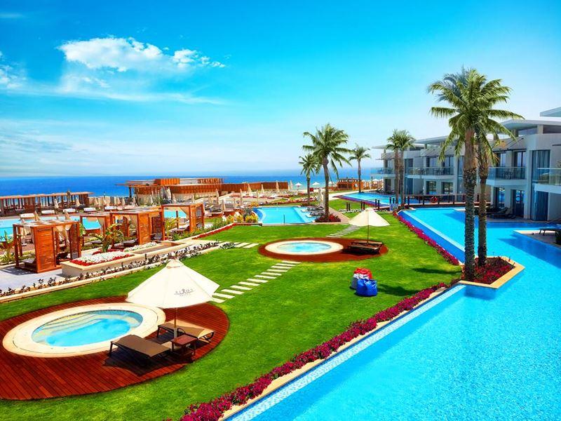 Rixos Premium Magawish Suites & Villas (Хургада, Египет) - бассейны