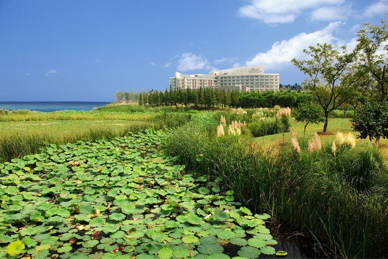 Fairmont отмечает 30 лет заботы об экологии - Fairmont Yangcheng Lake