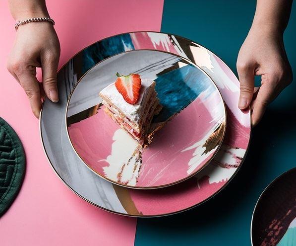 10 красивых наборов посуды с Aliexpress, которая станет украшением стола
