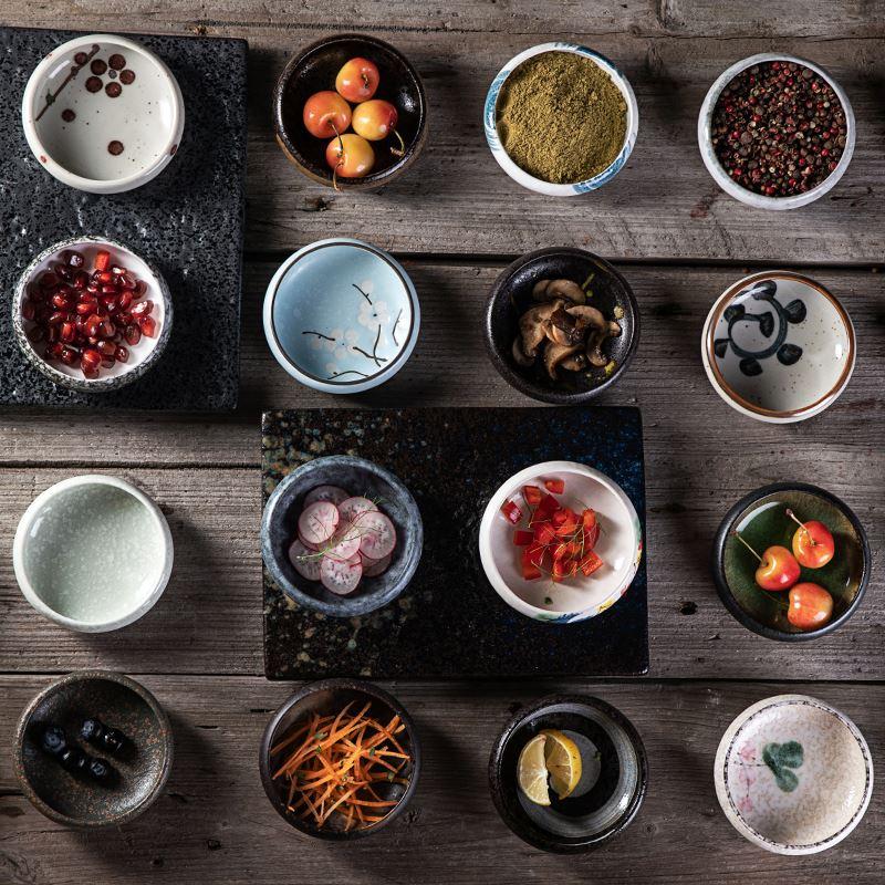 Красивая и стильная посуда с Aliexpress - Набор из маленьких тарелок для приправ и соусов (GoodQuality Kitchenware)