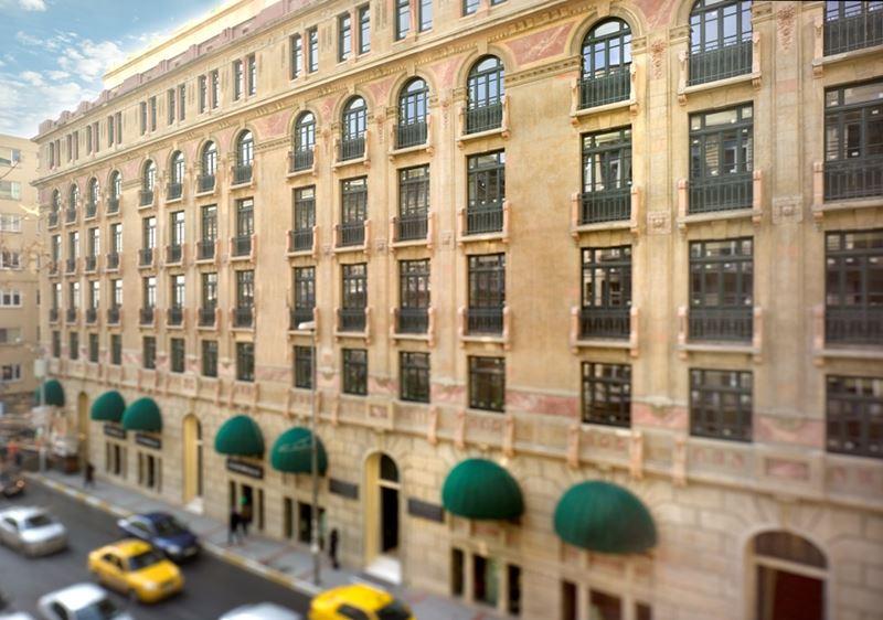Park Hyatt Istanbul – Maçka Palas – отель класса «люкс» в центре Стамбула