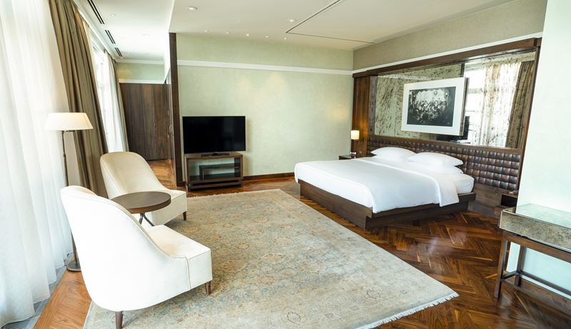 Park Hyatt Istanbul – Maçka Palas – номер Terrace Suite