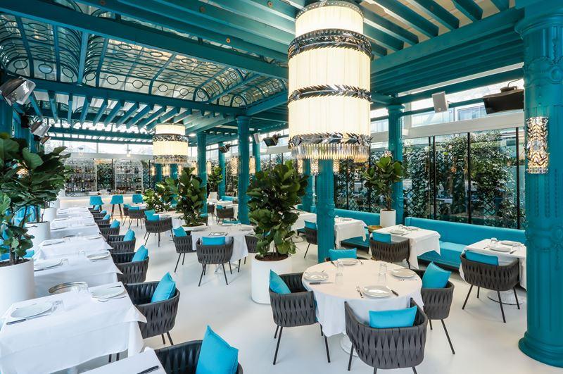 Park Hyatt Istanbul – Maçka Palas – ресторан Nusr-Et
