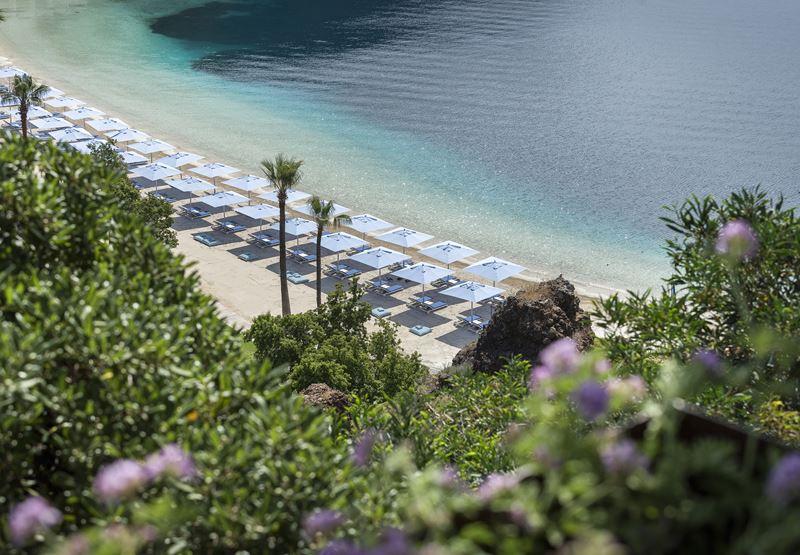 Пляжи отеля D Maris Bay (Турция) - Семейный пляж The Bay