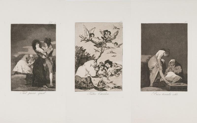 «Тайные пороки» великих испанцев: в Москве пройдёт выставка сатирических гравюр Франсиско Гойи и Сальвадора Дали (20 мая – 1 сентября 2021)