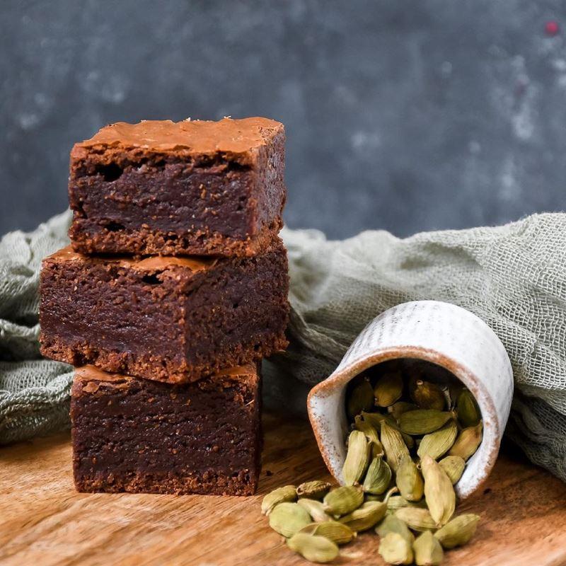 Традиционные десерты разных стран - Брауни (США)