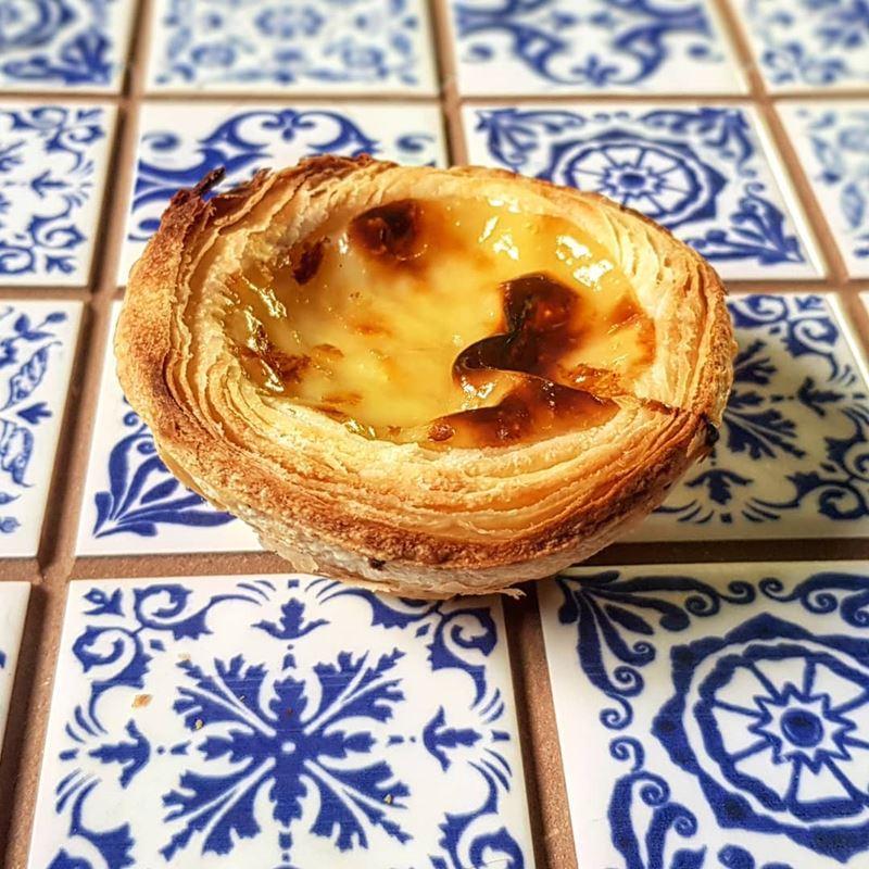Традиционные десерты разных стран - Паштейш (Португалия)