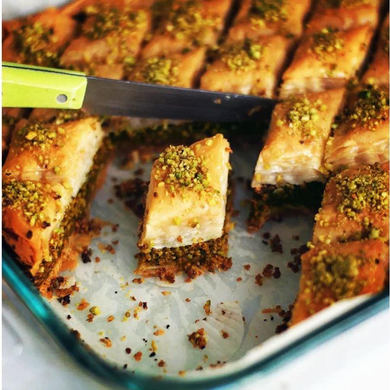 Традиционные десерты разных стран - Пахлава (Турция/Греция)