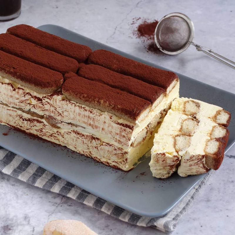 Традиционные десерты разных стран - Тирамису (Италия)