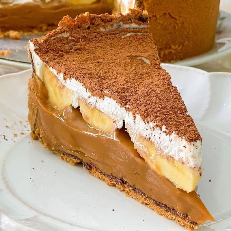 Традиционные десерты разных стран - Баноффи (Англия)