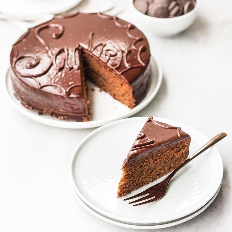 Традиционные десерты разных стран - Захер (Австрия)