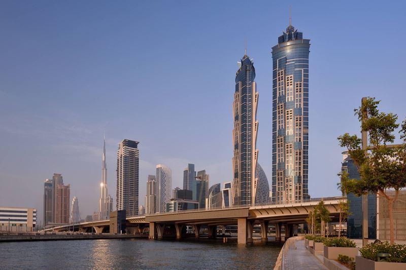 Интересные факты о Дубае - JW Marriott Marquis