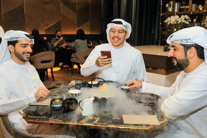 Интересные факты о Дубае - кофейная культура