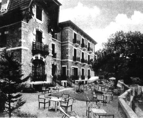Отель Belles Rives (Франция, Лазурный берег) – архивное фото