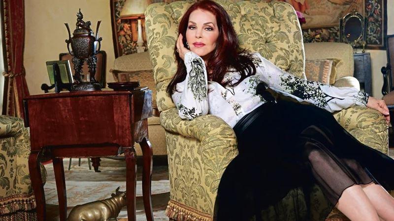 Ослепительное рядом: как выглядит вилла бывшей жены Элвиса Пресли, которую она продала за 13 миллионов долларов
