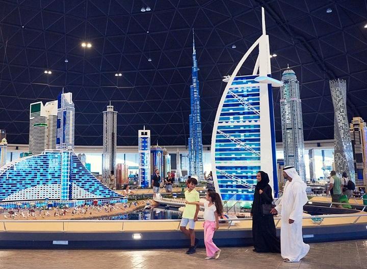 Летние каникулы в Дубае 2021 - Тематический парк LEGOLAND Dubai