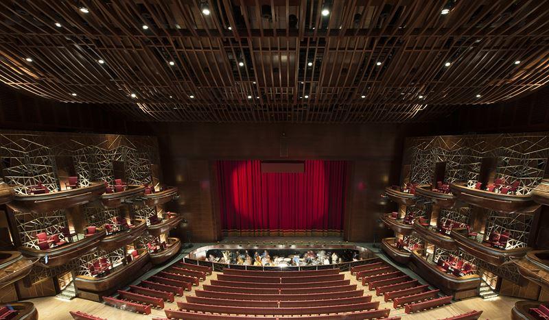 Летние каникулы в Дубае 2021 - Дубайская опера