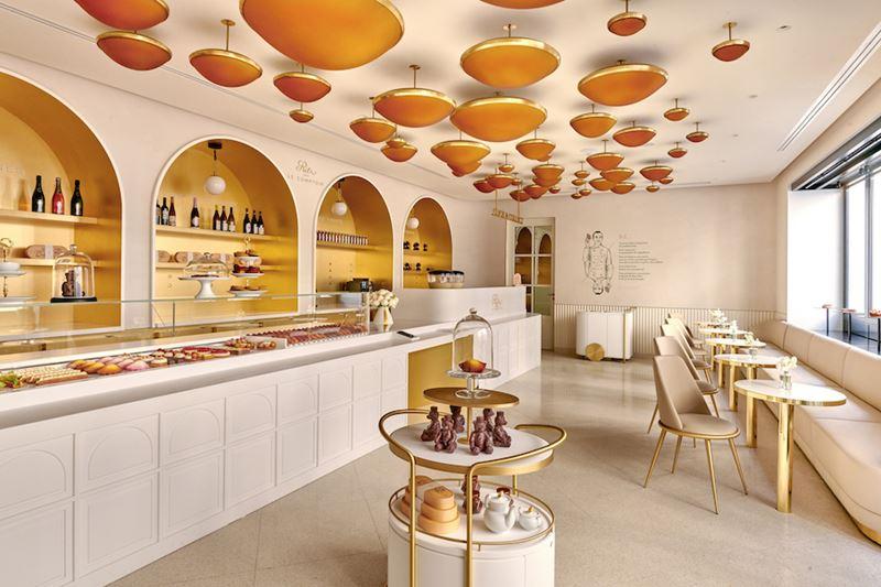 Ritz Paris Le Comptoir: в Париже открылась кондитерская от «лучшего кондитера мира»
