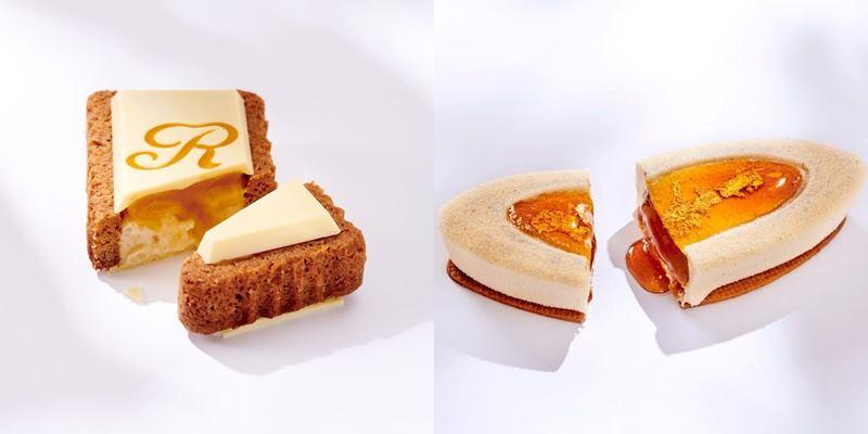 Бутик-кондитерская Ritz Paris Le Comptoir - пирожные