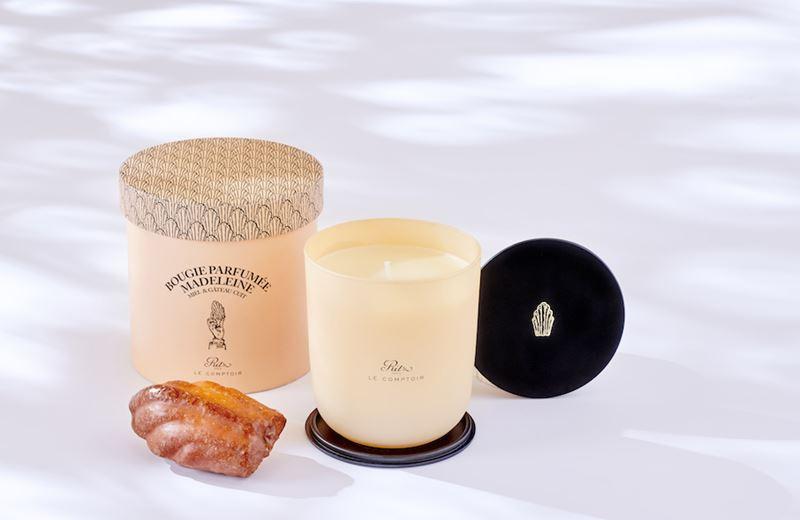 Бутик-кондитерская Ritz Paris Le Comptoir - подарочные свечи