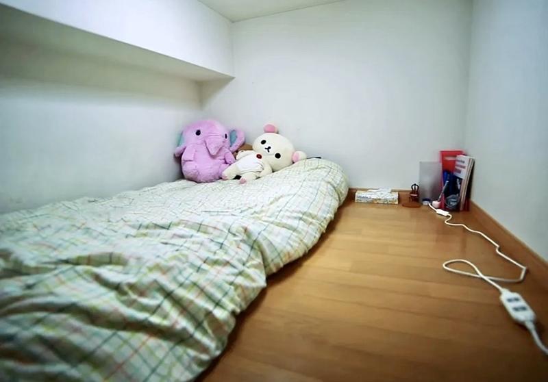 Австралийка квартира в Токио 8 м² - спальное место