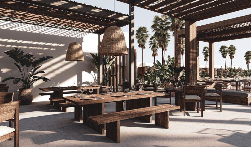 Бутик-курорт Casa Cook «только для взрослых» (Египет) - ресторан