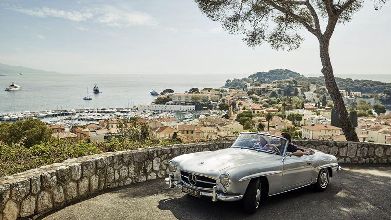 Four Seasons представляет 6 живописных европейских маршрутов для путешествия мечты на автомобиле