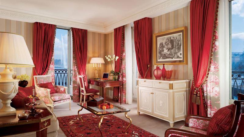 Автомобильные маршруты по Европе - Four Seasons Hotel des Bergues