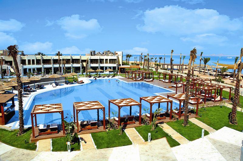Лучшие курорты Египта для семейного отдыха с детьми - Coral Sea Imperial Sensatori